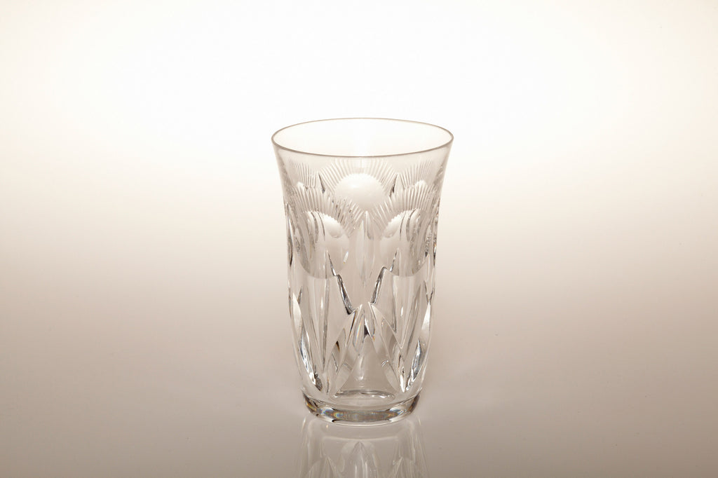 1920s Lead Crystal Water Tumblers