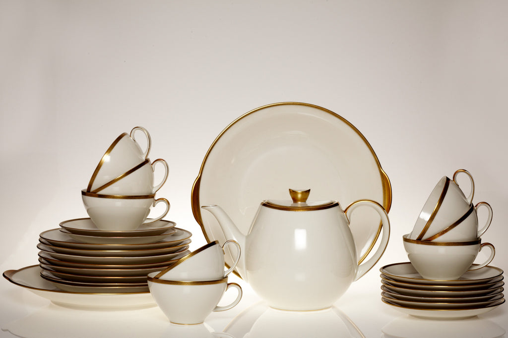 1950s Porcelain Tea Set