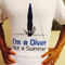 I'm a Diver not a Swimmer T-Shirt