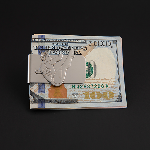 Money Clip - Male & Female
