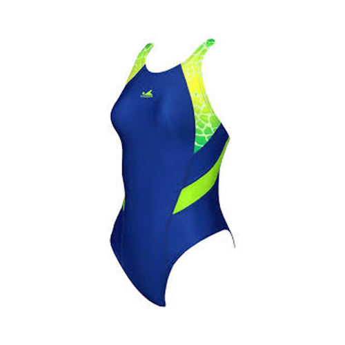 Gal's Yingfa Dive-Suit - Blue/Green