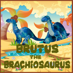 brachiosaurus dinosaur stuff your own teddy bear by teddy bear loft