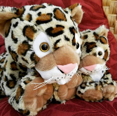 Stuff Your Own Teddy Bear Jaguar from Teddy Bear Loft