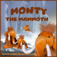 Teddy Bear Loft Stuff Your Own Teddy Bear Kit Mammoth