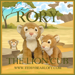 Stuff Your Own Teddy Bear Lion by Teddy Bear Loft