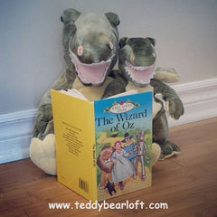 Teddy Bear Loft Dinosaur kit