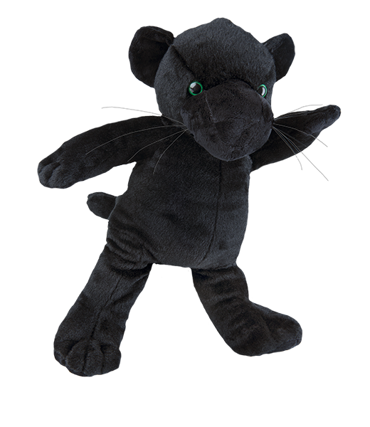 Panther Stuff your own teddy bear kit