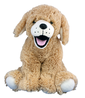 "Goldie le chien 8"" dog"