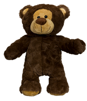 "*New* Juno the Brown Bear 8"" L'ours brun"