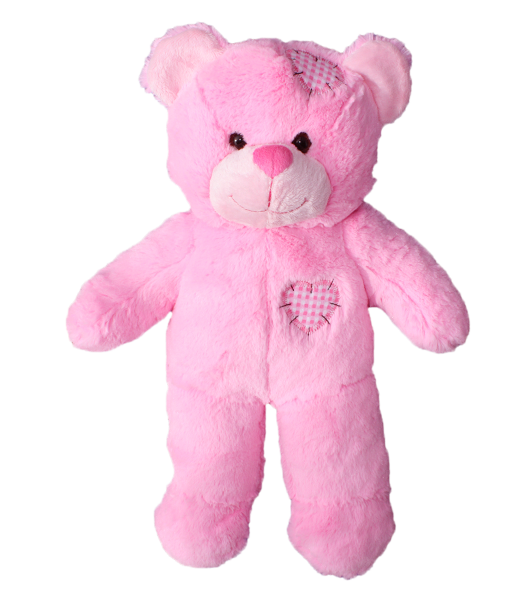 Pink teddy bear Stuff your own teddy bear kit
