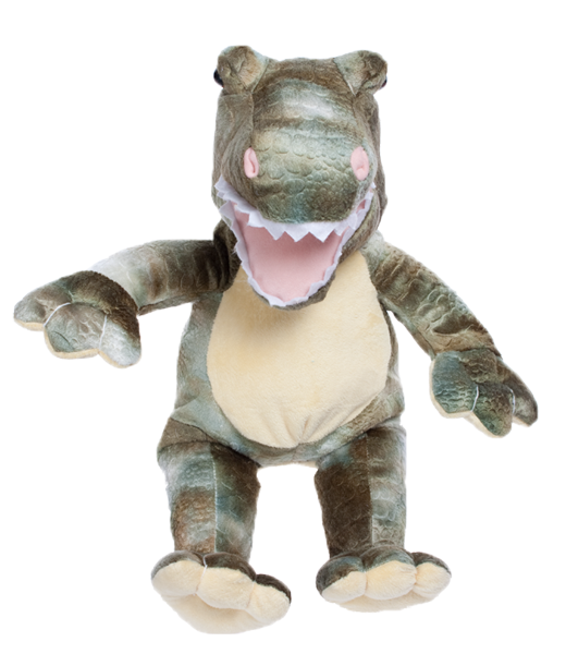 Dinosaur Stuff your own teddy bear kit