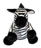 Zebra Stuff your own teddy bear kit