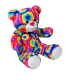 Multi colored teddy bear Stuff your own teddy bear kit