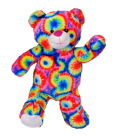 "Skittles 8"" Teddy Bear / l'ours"