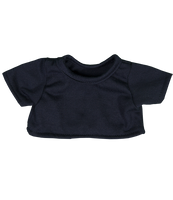 Navy Blue T-Shirt 8""