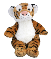"Stripes  le tigre 16""  tiger"