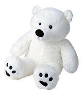 "*NEW* Paws the Polar Bear 16"" l'ours polaire"