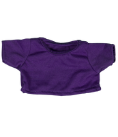 Purple T-Shirt 8""