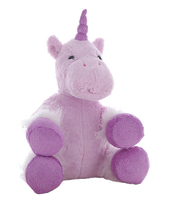"Sparkles la licorne 16""  Purple Unicorn"