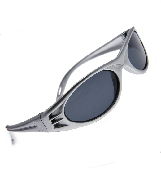 Silver/Grey Sunglasses 16""