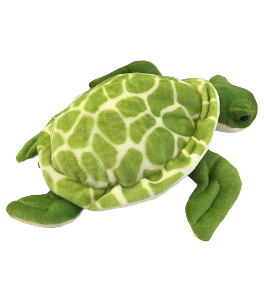"Speedy the Turtle 8""  la tortue"