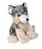 "Scout the Timber Wolf 16"" Le Loup"