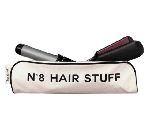 Bag-all Hair stuff Curling Iron Case