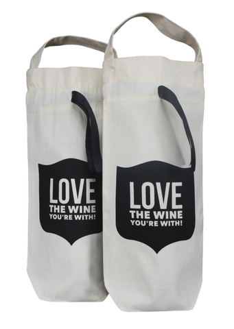 Bag-All wine bag. Love the wine you're with