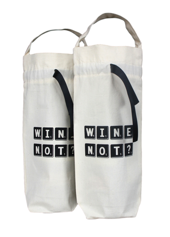 Bag-all wine bag. Wine Not?!