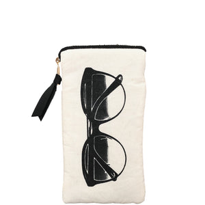 Sunglasses Case With Pocket - Bag-all