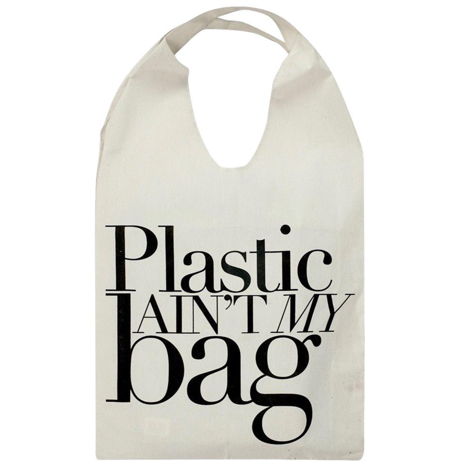 Plastic Ain't My Bag Tote - Bag-all