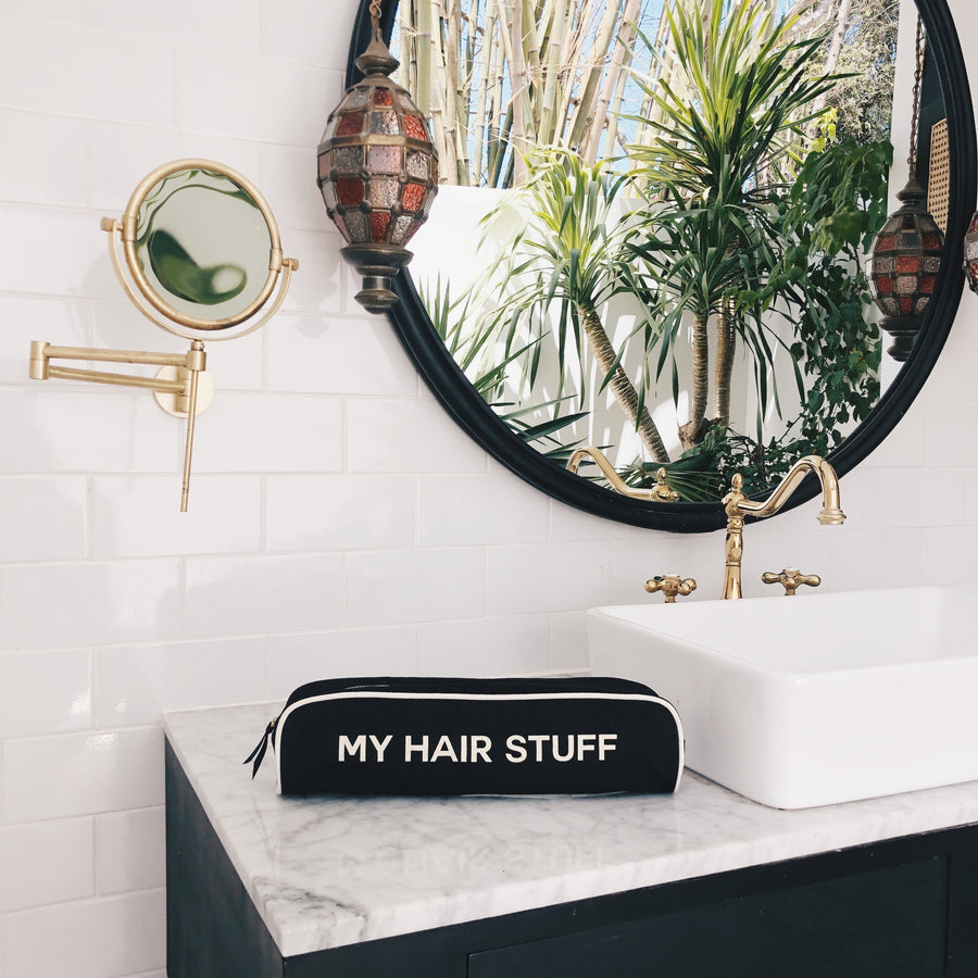 Hair Stuff Case Black