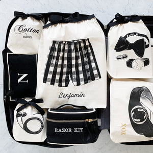 Boxer Shorts Bag - Bag-all