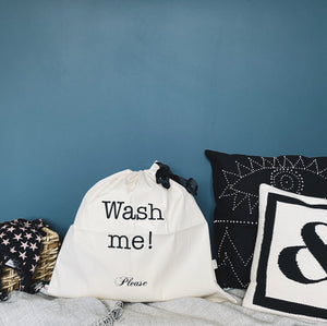 Large Wash Me Laundry Bag - Bag-all