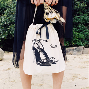 High Heel Sandal Shoe Bag - Bag-all