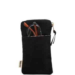 Specs With Pocket Black Glasses Case - Bag-all
