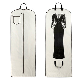 Long Dress Garment Bag - Bag-all
