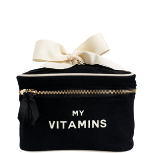 My Vitamins Box Black - Bag-all