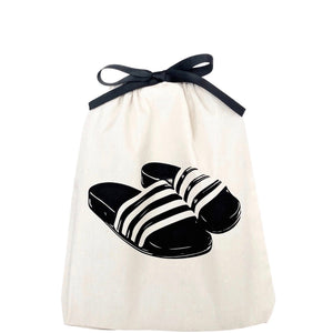 Slides Sandal Shoe Bag - Bag-all