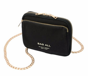 Caprice Purse Small Organizing Bag with Chain.