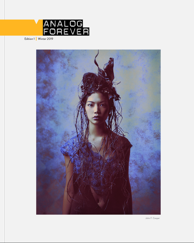 Analog Forever Magazine Issue 1 | Winter 2019