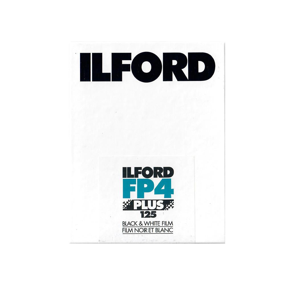 Ilford FP4 Plus 4x5 (25 sheets)