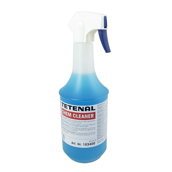 Tetenal Chem Cleaner with Integral spray valve 1L