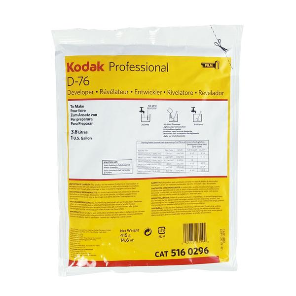 Kodak Professional D-76 Powder Developer 3.8L