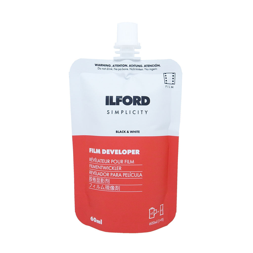 ILFORD SIMPLICITY FILM DEVELOPER
