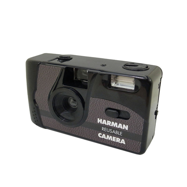 HARMAN Reusable 35mm Camera (w/ Kentmere 400 135 x 2)