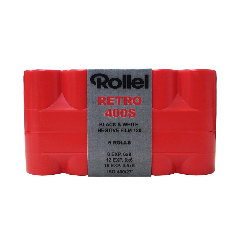 Rollei Retro 400S 120 JCH Bundle