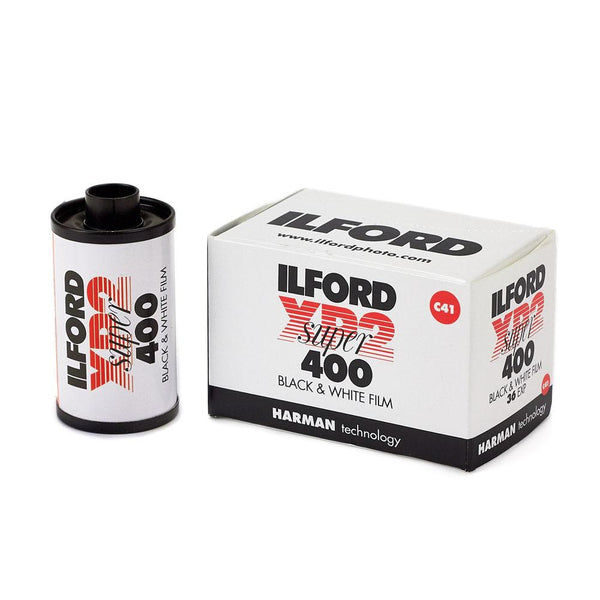 Ilford XP2 400 135-36