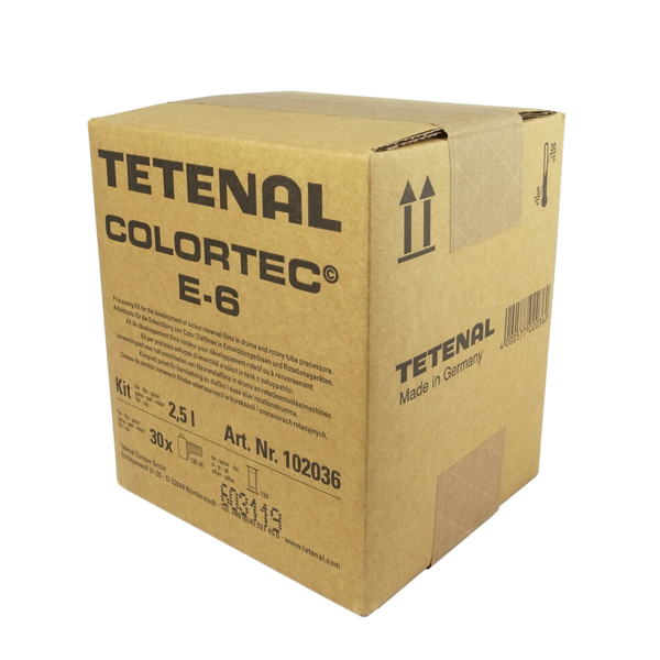 Tetenal Colortec E-6 Kit 3-Bath 2.5L