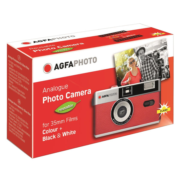 Agfaphoto Analogue 35mm Reusable Camera (Pre-Order)